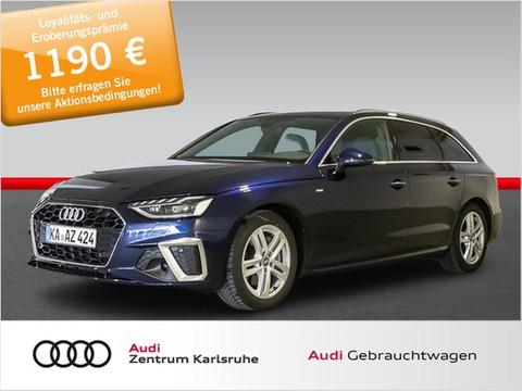 Audi A4 Avant S line 40 TDI UPE 67425