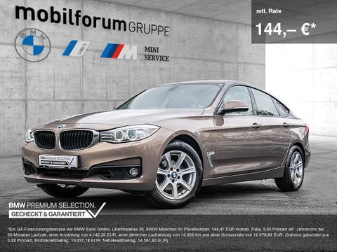 BMW 320 i Gran Turismo xDrive