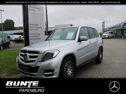 Mercedes-Benz GLK 220 BlueEffi