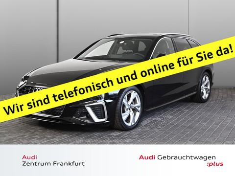 Audi A4 Avant 40 TFSI S line
