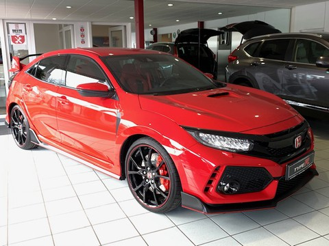 Honda Civic 2.0 VTEC Turbo Type R GT