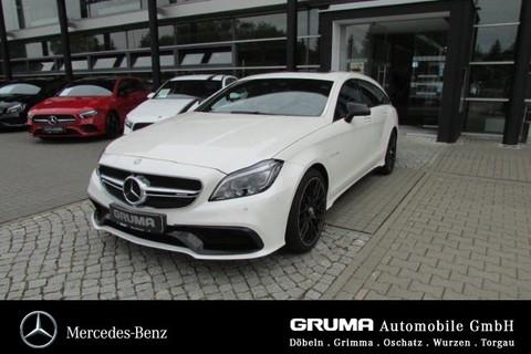 Mercedes-Benz CLS 63 AMG SB ° Night Drive