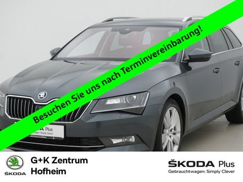 Skoda Superb 2.0 TDI Style 110kW Lane As