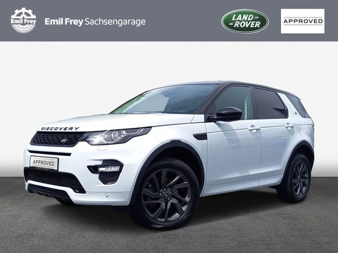Land Rover Discovery Sport TD4 SE Dynamic