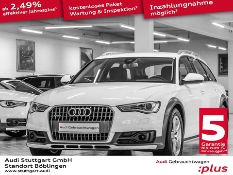 Audi A6 Allroad 3.0 TDI qu Side