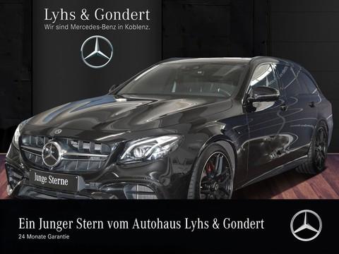 Mercedes-Benz E 63 AMG T S Sitzklima Drivers P Burmester