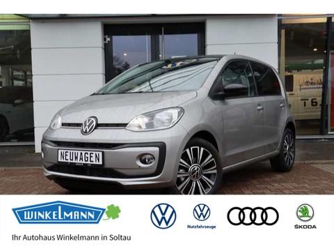 Volkswagen up 1.0 Black Style EU6d