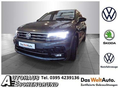 Volkswagen Tiguan 1.5 TSI IQ DRIVE R-LINE