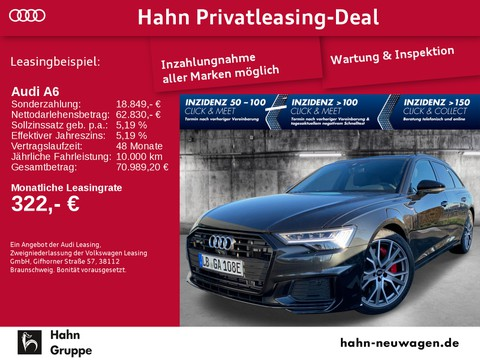 Audi A6 Avant - - Assistenzpaket
