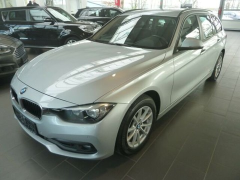 BMW 320 d Advantage Automatik