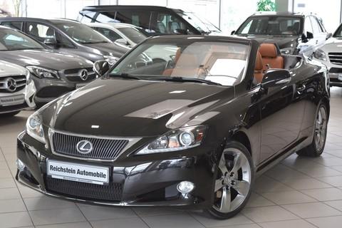 Lexus IS 250 CABRIO ERST ORIGINAL 21