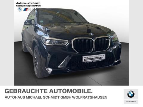 BMW X5 M Massage Sitzbelüftung Laserlicht