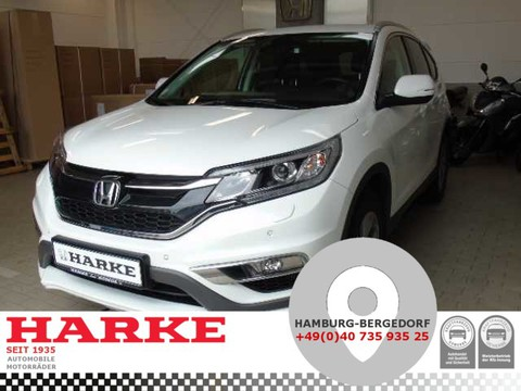 Honda CR-V 1.6 i DTEC Automatik Lifestyle Plus
