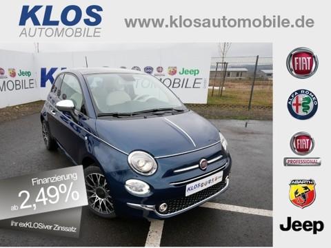 Fiat 500 1.2 8V COLLEZIONE E6DTEMP 149�mtl