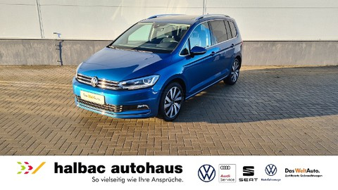 Volkswagen Touran 2.0 TDI HIGHLINE S