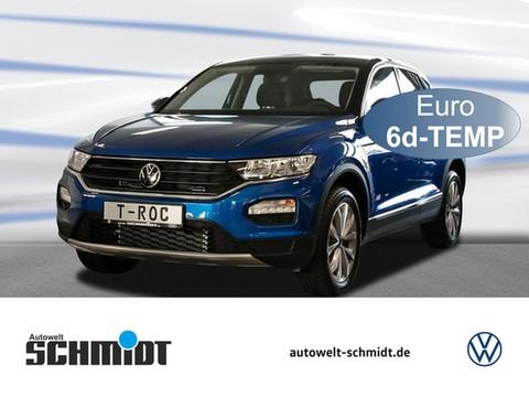Volkswagen T-Roc 1.6 l TDI Style h