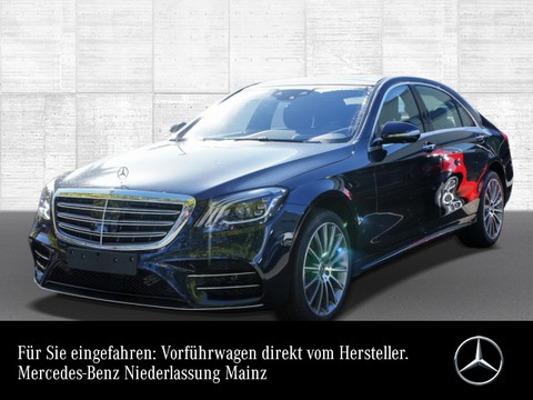 Mercedes S 350 d L AMG FahrassiP PanoramaSD MultiLED