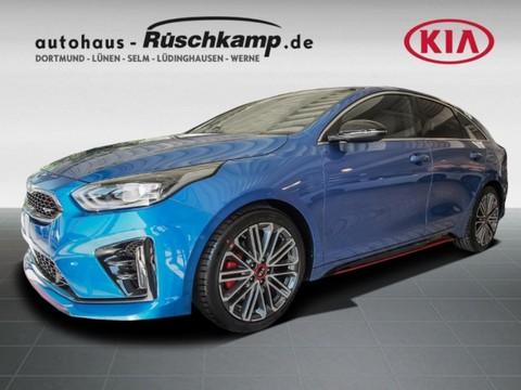 Kia pro_cee'd 1.6 T-GDI GT EU6d-T e-Sitz Klappenauspuff