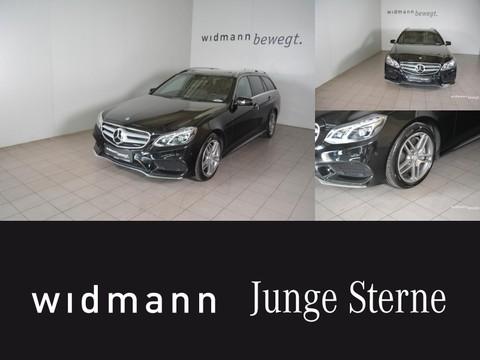 Mercedes E 500 AMG Avantgarde Sitzklima