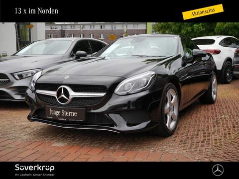 Mercedes-Benz SLC 200 undefined