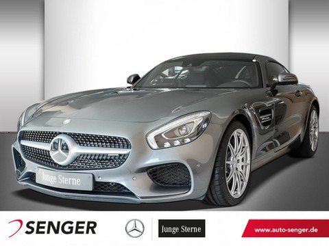 Mercedes AMG GT undefined