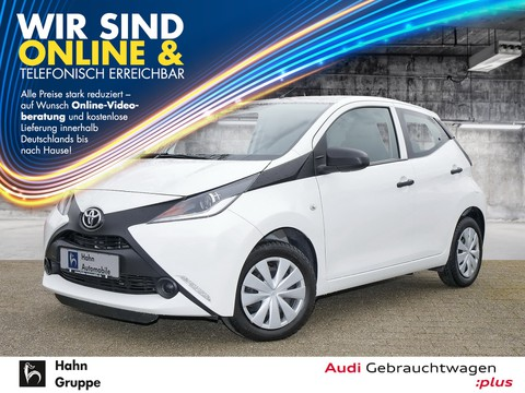 Toyota Aygo 1.0 x Business elektr Fenst Zentralver