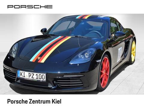 Porsche Cayman 718 S PZ Kiel Showcar