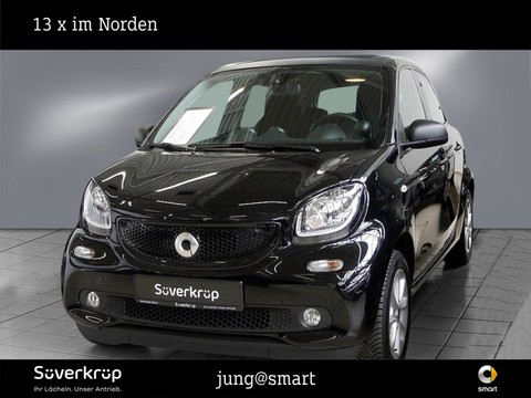 smart ForFour turbo 15