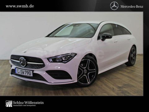 Mercedes-Benz CLA 180 SB AMG Night