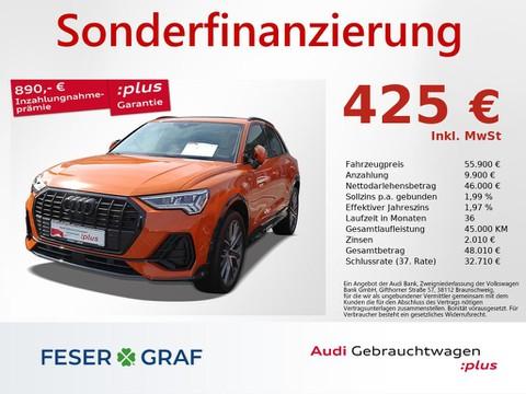 Audi Q3 S line 45 TFSIe