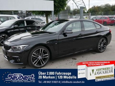 BMW 418 i Gran Coupe STEPTRONIC M SPORT GLAS-SCHIEB