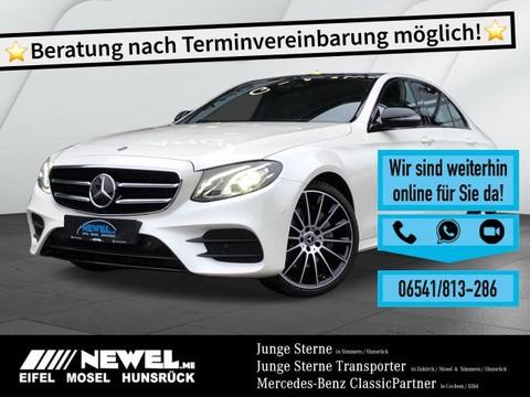 Mercedes-Benz E 220 d AMG NIGHT DIST DESIGNO