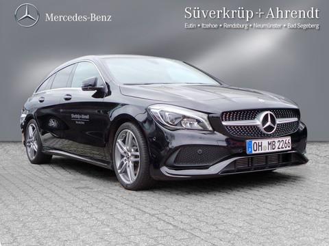 Mercedes CLA 220 d SB AMG-Line