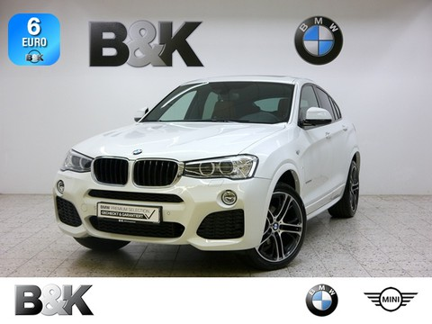 BMW X4 xDrive20d M-Sportpaket - Leasing 459 o Anz