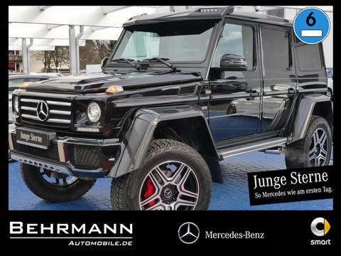 Mercedes-Benz G 500 ² AMG CarbonPaket Std Hzg