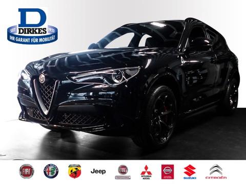 Alfa Romeo Stelvio 2.9 BI-Turbo Quadrifoglio AUTOMATIK PSD