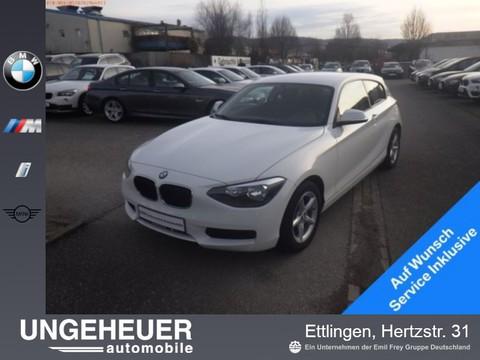 BMW 114 d igkeit