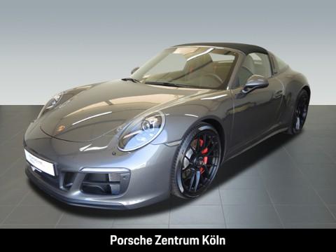 Porsche 991 911 Targa 4 GTS LederAlcantara