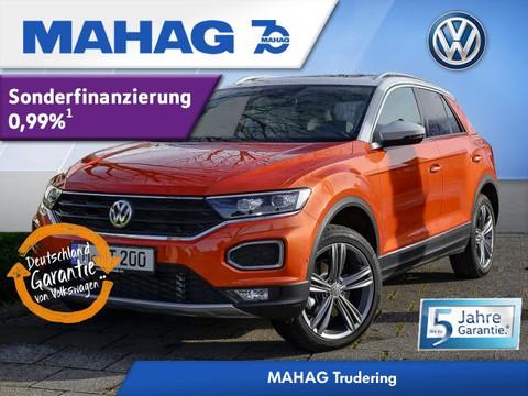 Volkswagen T-Roc 2.0 l TDI T-Roc Style
