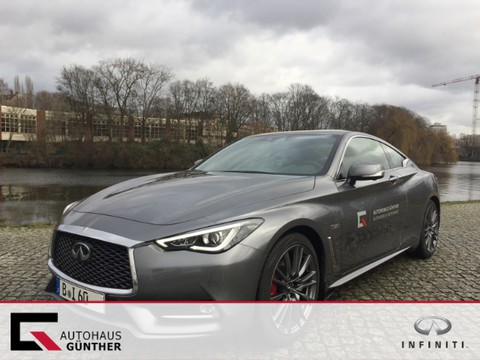 Infiniti Q60 3.0 Coupe TwinTurbo AWD Sport Tech