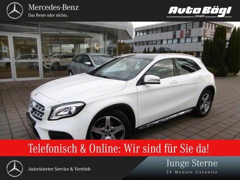 Mercedes-Benz GLA 200 AMG Line DAP Styling