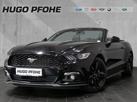 Ford Mustang 2.3 EcoBoost Automatik Cabriolet