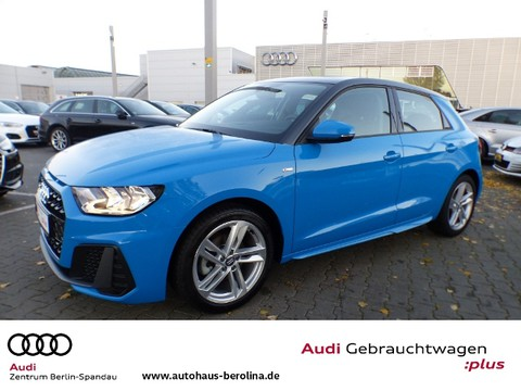 Audi A1 Sportback 35TFSI S line Phone-interf