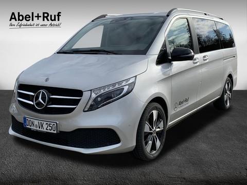 Mercedes-Benz V 250 d EDITION Lang-MBUX--NightPaket-