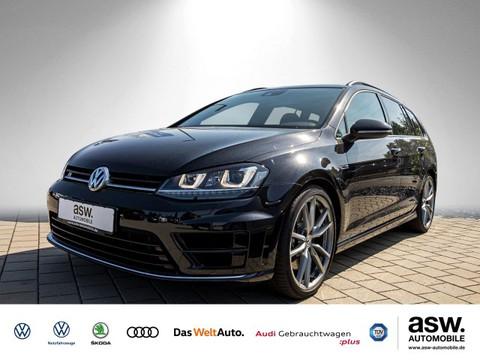 Volkswagen Golf Variant 2.0 TSI Golf R