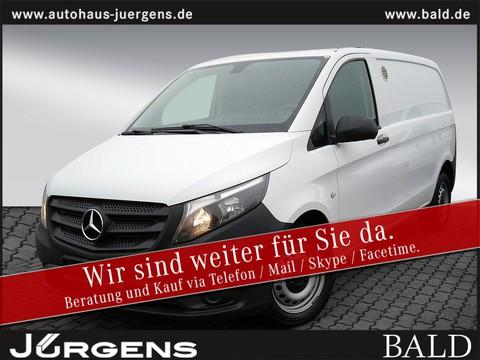 Mercedes-Benz Vito 111 KASTEN KOMPAKT HOLZ