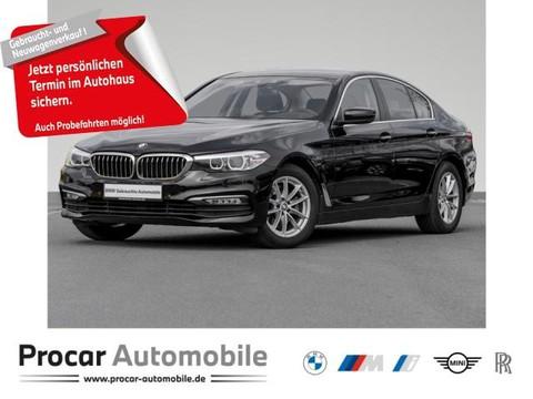 BMW 520 d Business Durchlade