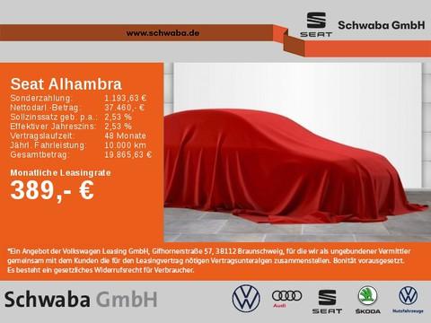 Seat Alhambra 1.4 TSI XCELLENCE