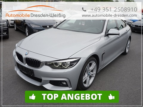 BMW 420 Gran Coupe iA M Sport d