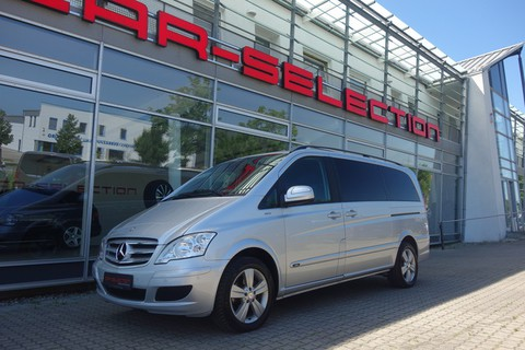 Mercedes-Benz Viano 2.2 Trend Edition lang 2xsTÜR 17